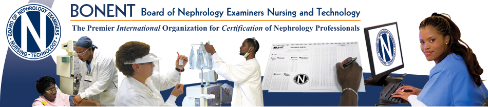 certification exam dialysis ccht bonent banner